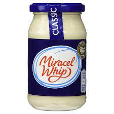 Miracel Whip, 250ml, verschiedene Sorten für 49 Cent [Globus]