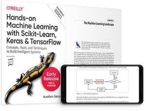 O'Reilly - Hands-on Machine Learning with Scikit-Learn, Keras, and TensorFlow (eBook) kostenlos