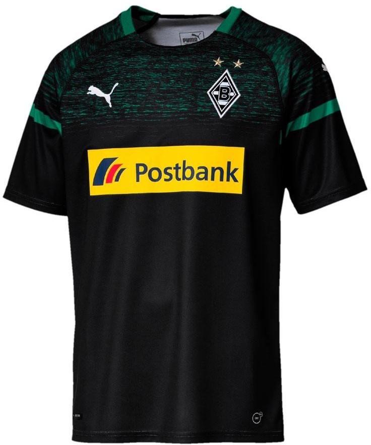 Puma Borussia Mönchengladbach Heim-, Auswärts- oder Ausweichtrikot (Saison 18/19) für Herren und Kinder