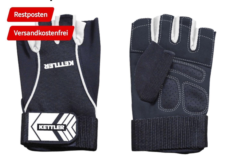 KETTLER 07327-120 Training gloves man basic (XL) Trainingshandschuhe