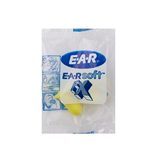 200 Paar der stärksten Gehörschutz Ohrstöpsel 3M EAR Soft FX 39 dB