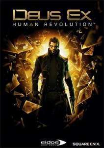Deus Ex Human Revolution 4,74€ @Steam