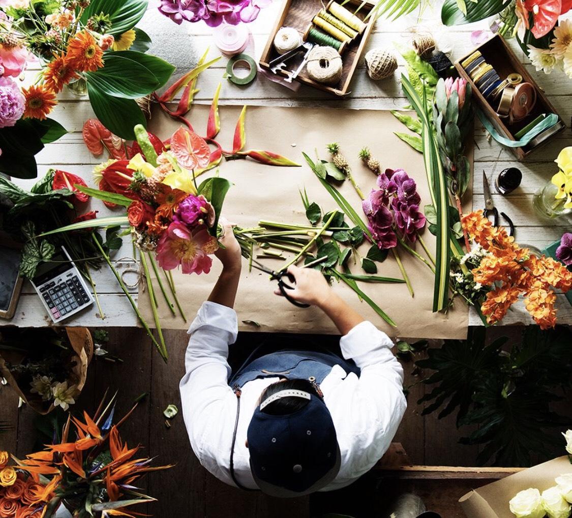 Liebe oder Geburtstag Frische Blumen von Colvin 20% Rabatt(zusätzlich 15%Shoop Cashback möglich)