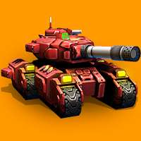 Free Android Game: Block Tank Wars 2 (4,3) - Panzerspiel [Google Play Store]