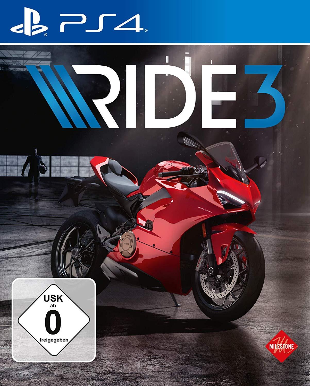 Ride 3 (PS4 & Xbox One) für je 29,99€ (Saturn & Media Markt & Amazon)