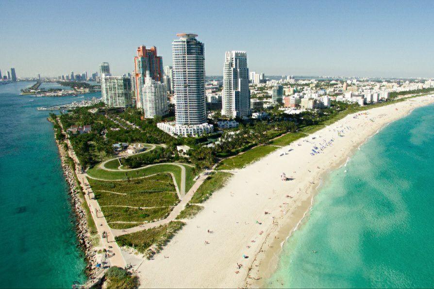 Flüge: USA (Mai-Juli/Sept-März) Hin- und Rückflug mit der Star Alliance von München, Berlin, Leipzig uvm. nach Miami, Vegas (...) ab 255€
