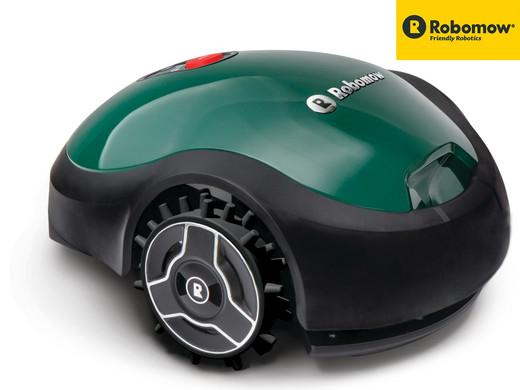 Robomow Rasenmähroboter | RX12U | für Rasenflächen bis 250qm