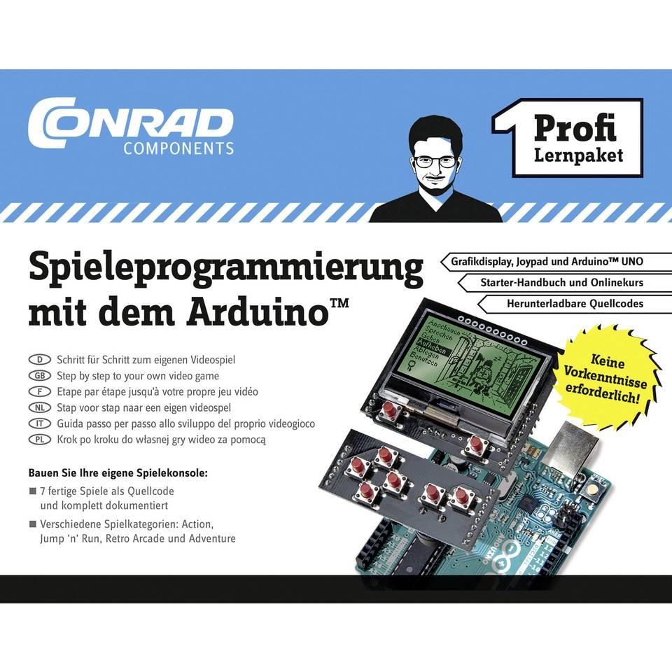 [CONRAD] Spieleprogrammierung mit dem Arduino™ Uno