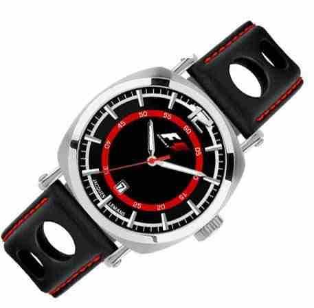 Jacques Lemans Herrenuhr F-5046A Edelstahl Herren Uhr