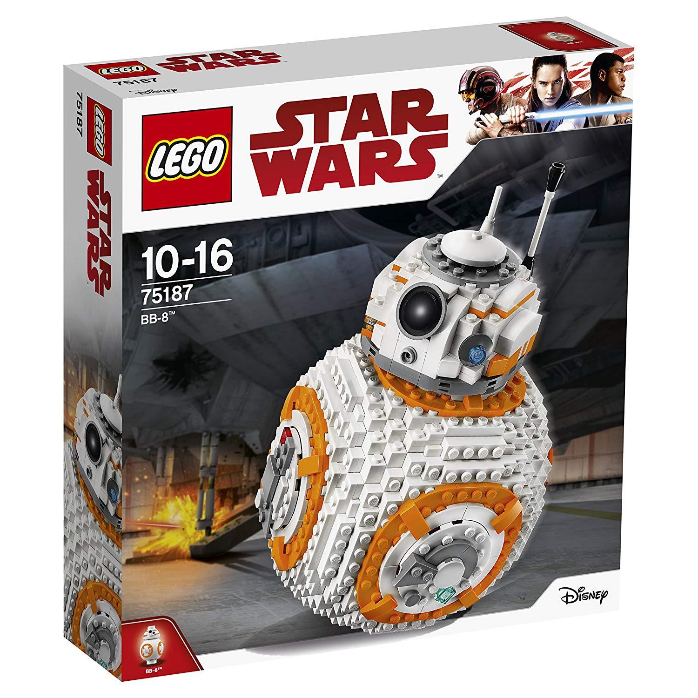 [amazon.co.uk] LEGO 75187 Star Wars The Last Jedi BB-8