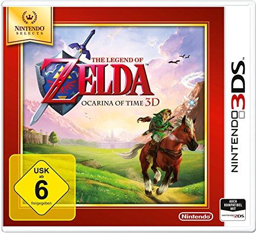 The Legend of Zelda: Ocarina of Time 3D (3DS) für 14,96€ (Amazon Prime & Otto)