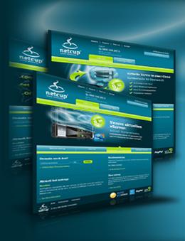 netcup Blitzverkauf Webhosting 8000 SE