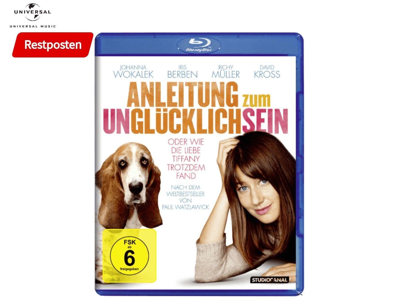 [Media Markt] Blu-ray Sammeldeal z.b. Anleitung zum Unglücklichsein