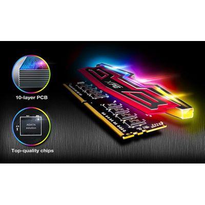 XPG RGB 16GB Kit DDR4-3200 CL16 (AX4U320038G16-DRS)