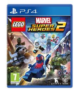 Lego Marvel Super Heroes 2 (PS4) für 17,52€ (Base.com)