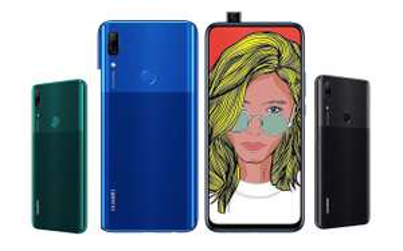Huawei P Smart Z mit Blau Allnet L 3GB LTE für mtl. 11,99€ und 1€ Zuzahlung + 4,99€ VSK + ohne AG *UPDATE*