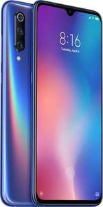 Xiaomi Mi 9 128GB blau plus 7440 Rakuten Superpunkte [Rakuten + Alternate]