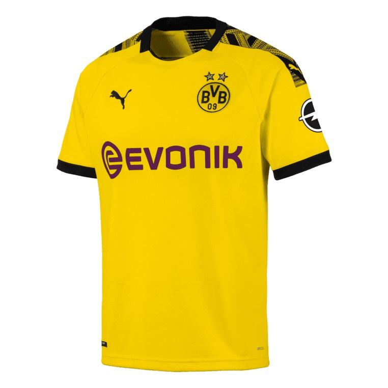 25% auf das neue Borussia Dortmund BVB Trikot bei Geomix
