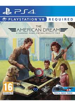 The American Dream (PSVR) (PS4)
