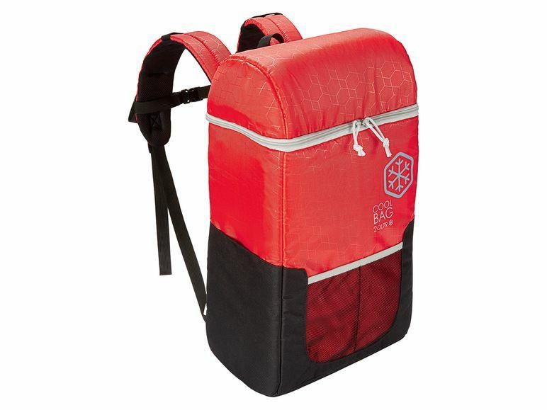 [LIDL] Kühlrucksack 20l für kühles Bier (alternative Getränke möglich) beim Wandern oder im Freibad (online & offline)