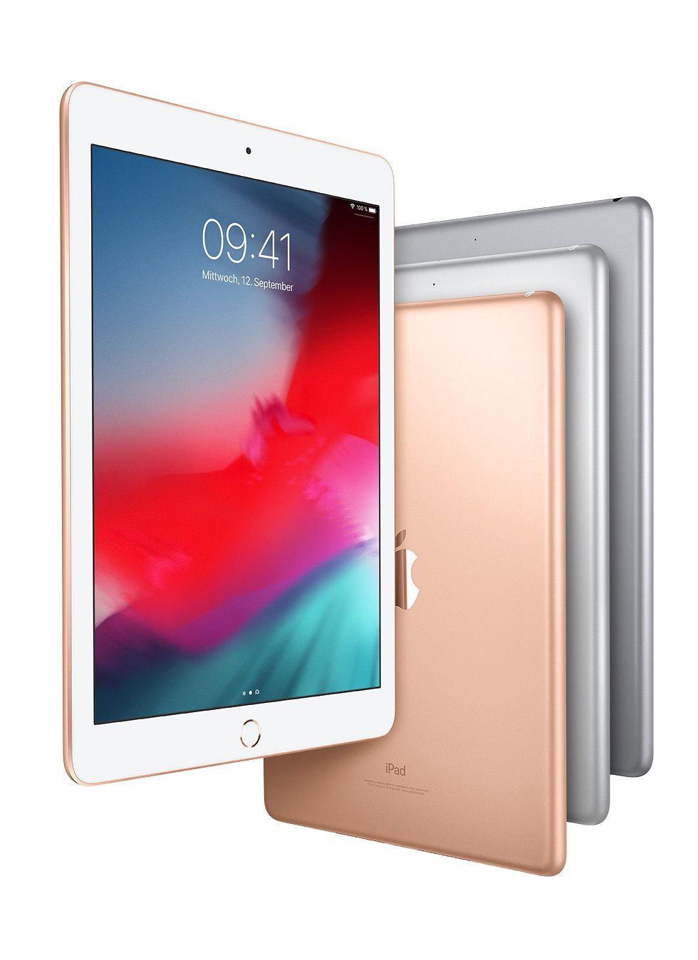 [Amazon.it] Apple iPad 32GB [6. Generation / 2018] alle Farben