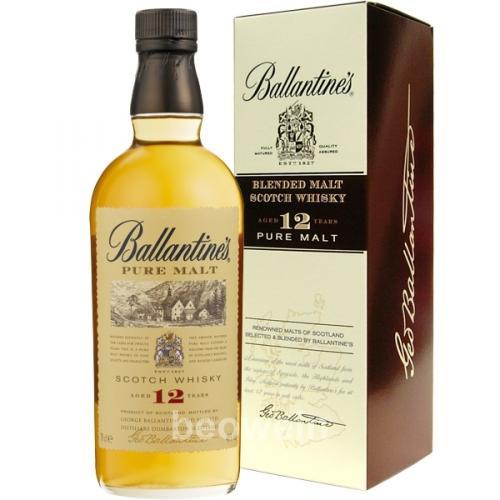 [Edeka Nord] Ballantines Pure Malt (12y) für 19,99€ bei Edeka