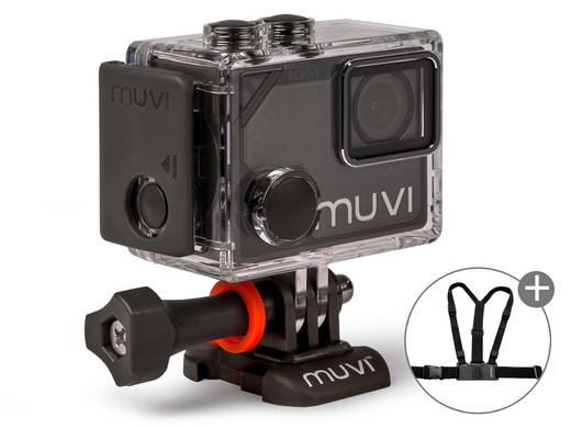 Veho Muvi KX1 4K-Action-Kamera