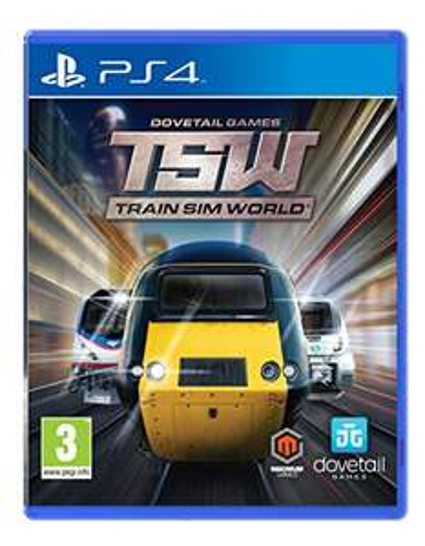 [Amazon] Train Sim World [PS4] Playstation 4 für 28,99€ (Amazon Prime)