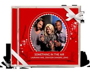 Song Something is in the air von Coca Cola