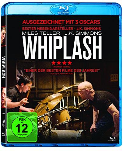 Whiplash (Blu-ray) für 4,97€ (Amazon Prime & Media Markt)