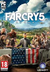 Far Cry 5 (Uplay) für 13,99€ (Fanatical)