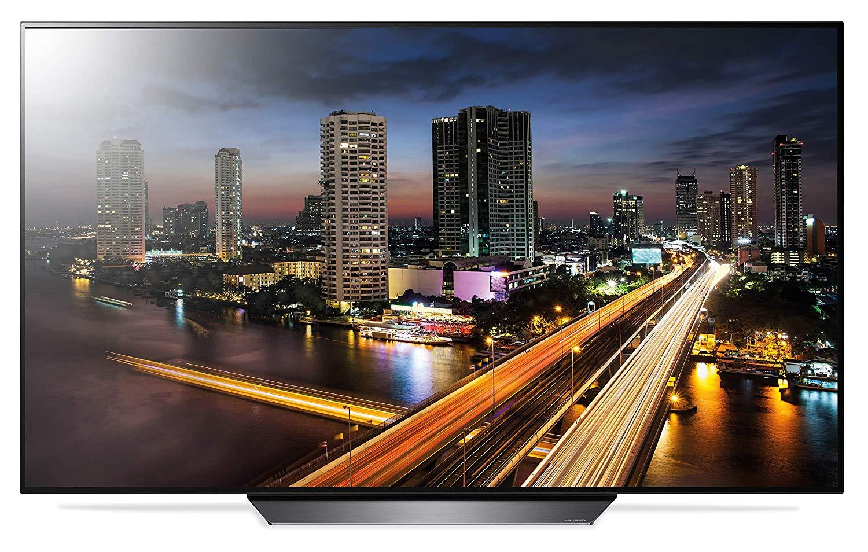 [Amazon WHD]  LG OLED55B8LLA 139 cm (55 Zoll) OLED Fernseher (Ultra HD, Twin Triple Tuner, Smart TV)