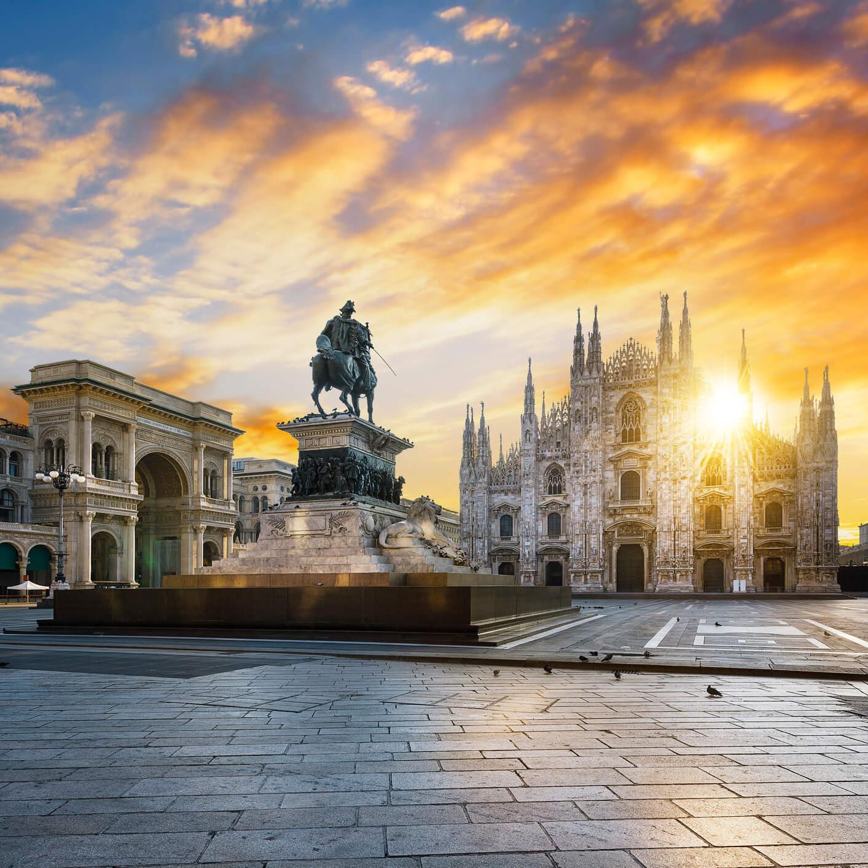 Flüge nach Mailand/Bergamo Hin und Zurück von Bremen (Mai) ab 15,98€