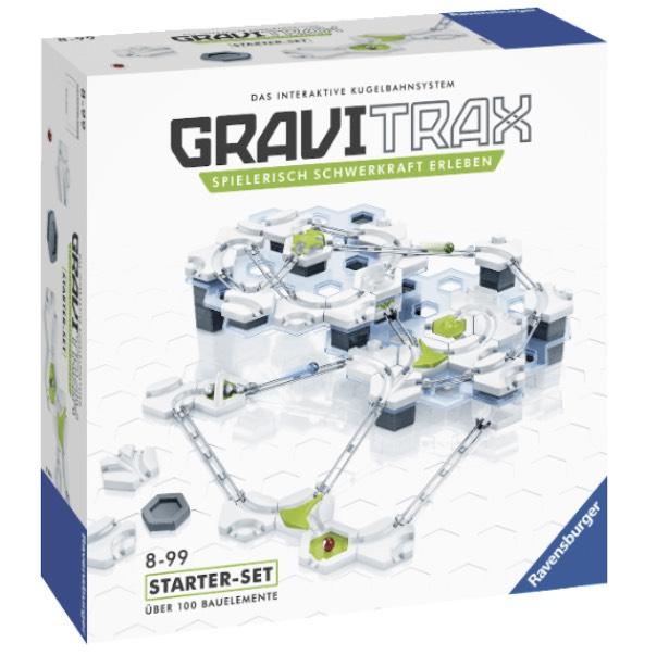 Ravensburger GraviTrax Starterset plus gratis Tunnel [Saturn]