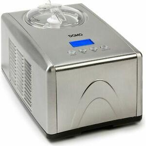 Bestpreis: Eismaschine mit Kompressor (selbstkühlend)