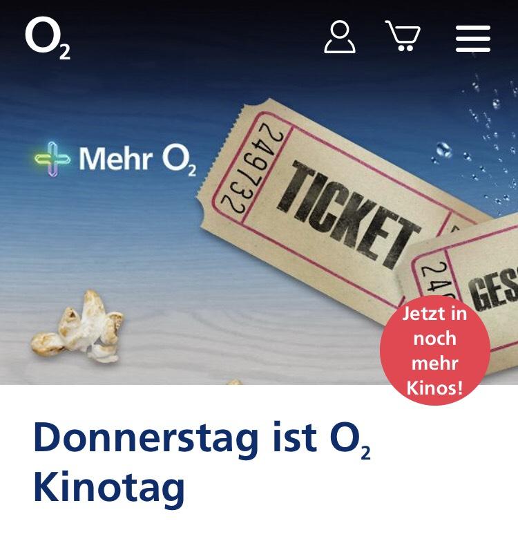 O2 Kinotag/ 1 Ticket Kaufen ein 2 gratis dazu bekommen(Nur für o2 Kunden/Nur bei teilnehmenden Kinos,Link in der Beschreibung)