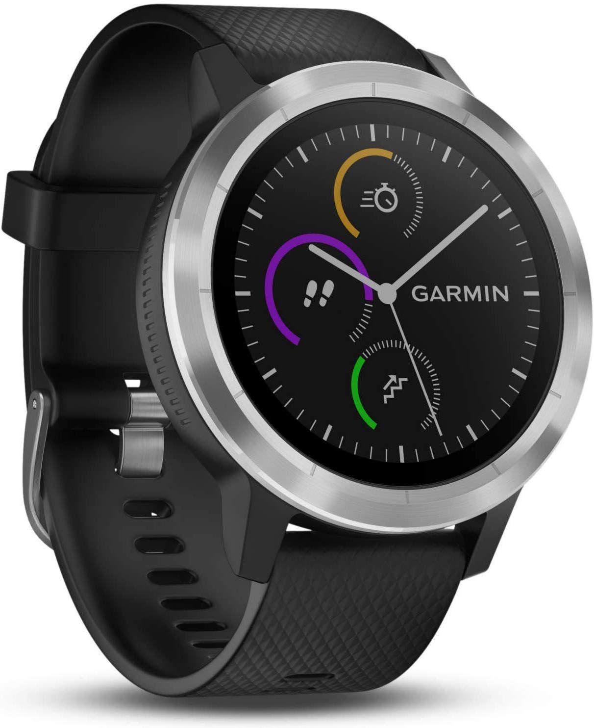 Garmin Vivoactive 3 GPS-Fitness-Smartwatch Amazon WHD  Gebraucht - Wie neu