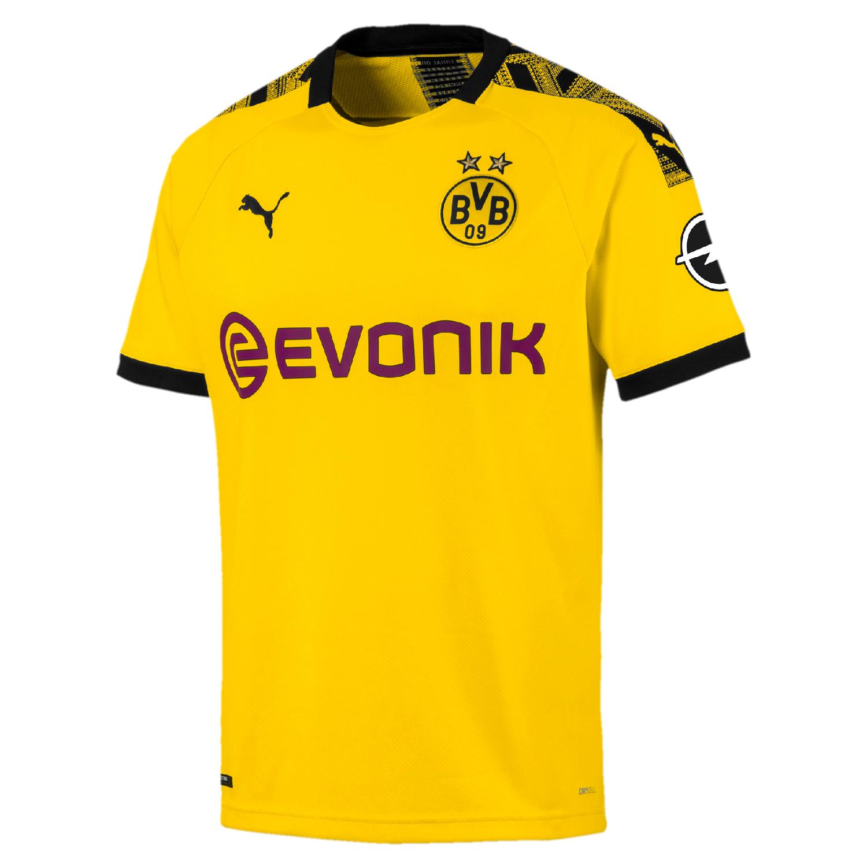 Puma BVB Borussia Dortmund Heim Trikot 19/20 für 58,95€ (FC Bayern Trikot gleicher Kurs) @ Sport1a