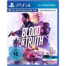 Blood & Truth VR, PlayStation 4 (VÖ: 29.05.2019) als Vorbestellung
