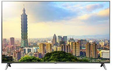 LG 55SK8000PLB 139 cm (120 Hz, IPS, Edge LED, 10bit, Flat, 55 Zoll, UHD 4K, SMART TV, webOS)
