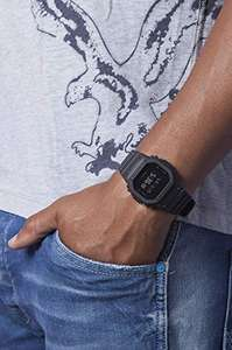 Casio G-Shock DW-5600BB-1ER - 20bar  -