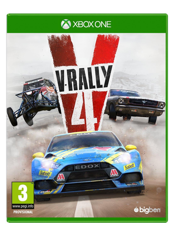 V-Rally 4 (Xbox One) für 24,76€ (Amazon UK)
