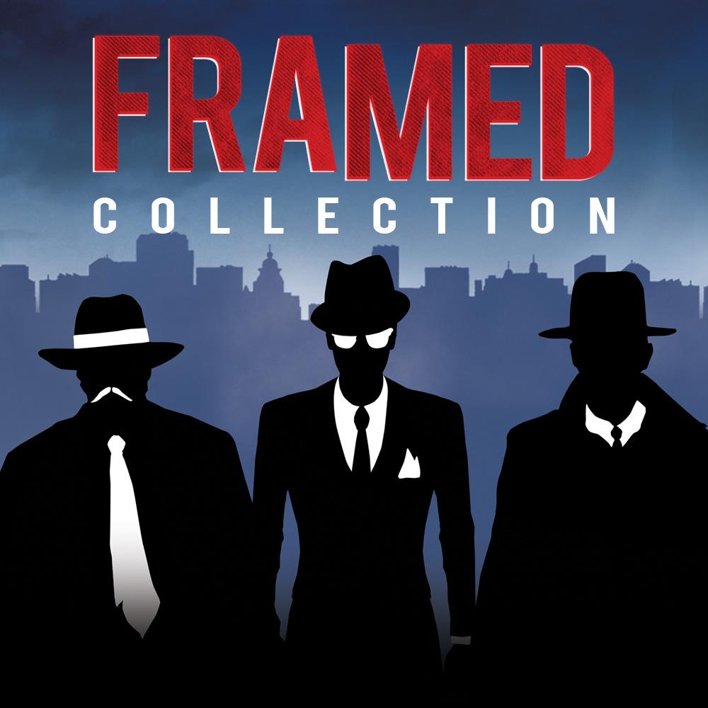 FRAMED Collection (Switch) für 4,99€ oder für 4,03€ Südafrika (eShop)