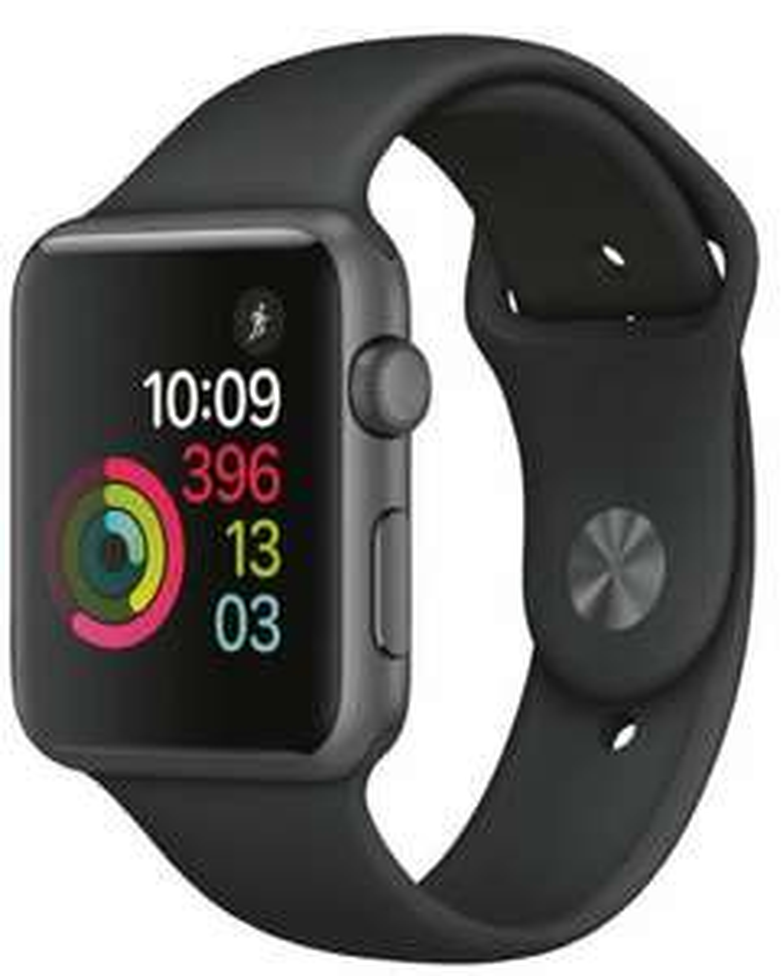 Apple Watch Series 1, 42mm Space grau