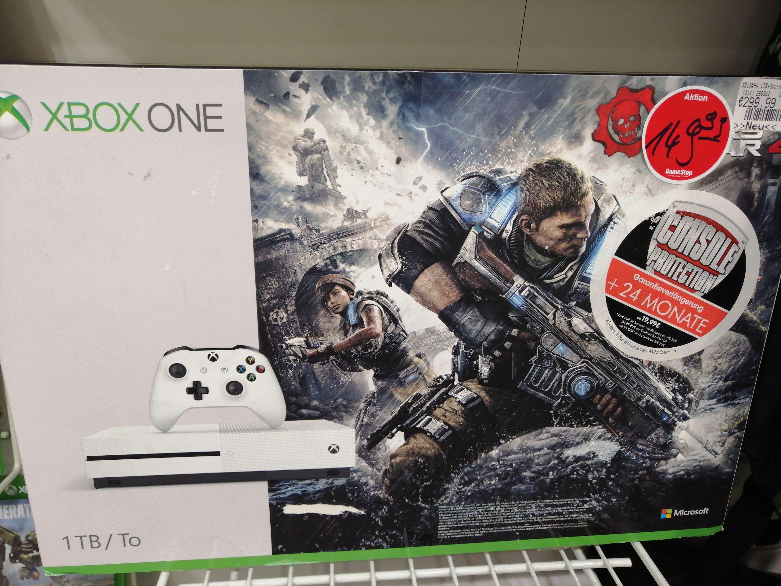 Lokal Mülheim Xbox One 1tb inkl. Gears of War