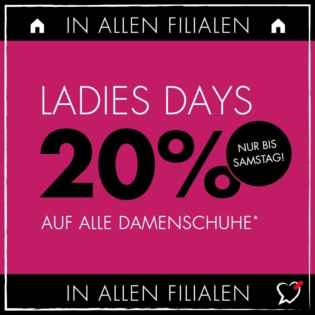 Ladys Days bei Görtz