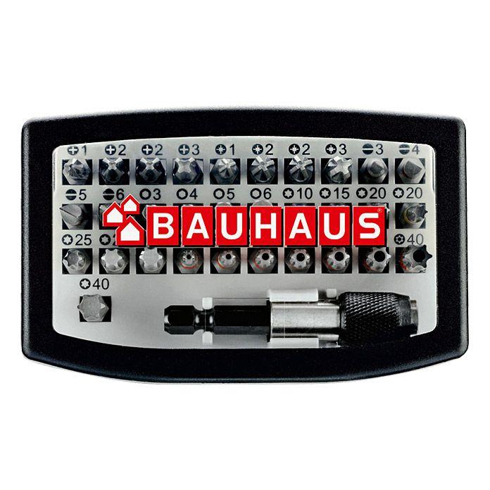 [LOKAL Hamburg] Bauhaus Bitset 32-teilig, wie Bosch