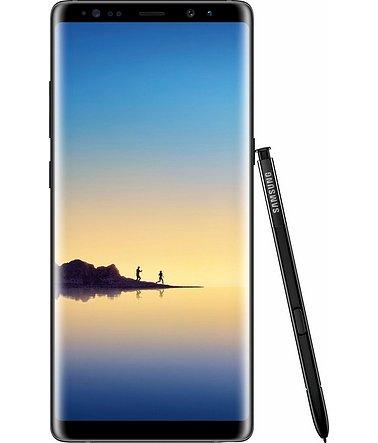 [Schwab] SAMSUNG Galaxy Note8, Smartphone, 64 GB, Midnight Black für 353,94€ inkl. VSK (Versandkostenfrei)