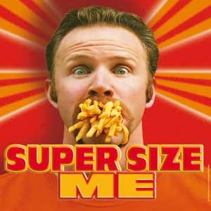 [Amazon Video] Super Size Me (Doku in SD)