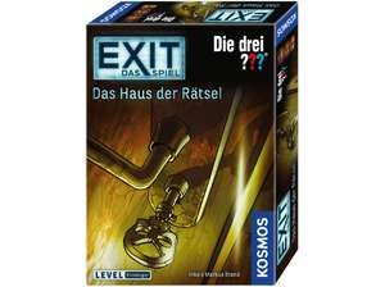 Kosmos EXIT - Die drei ??? Das Haus der Rätsel & Das Spiel/Die verlassene Hütte Brettspie für je 8€ versandkostenfrei (Media Markt)